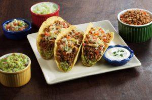 Tacos com Atum